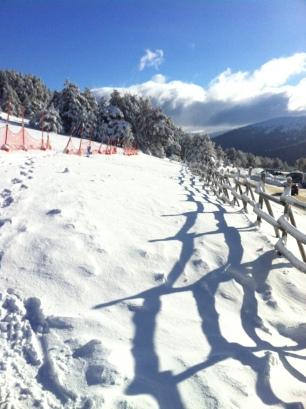 Peñalara, invierno 2014