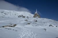 Refugio del Zabala, invierno 2014