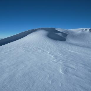 Dunas de hielo #1
