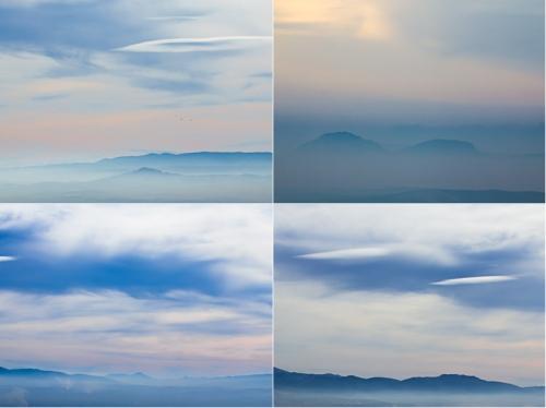 Serie Susurros de Montaña