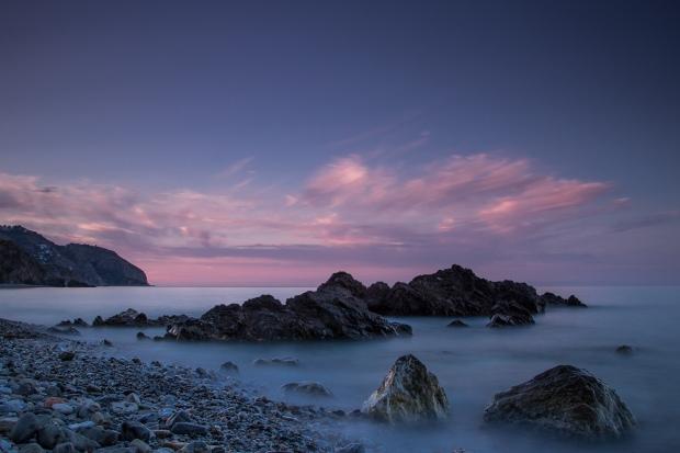 Maro, amanecer de verano, 2013