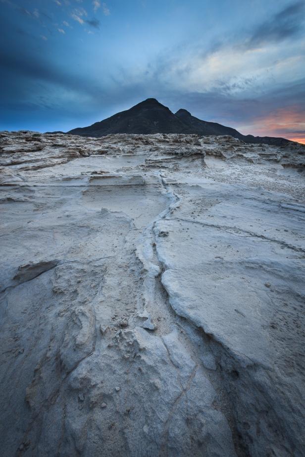 Duna fósil, Cabo de Gata, otoño 2014