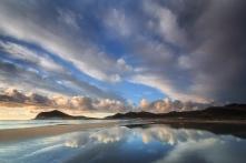 Amanecer en la playa de los Genoveses #5, Cabo de Gata, 2014