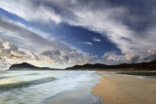 Amanecer en la playa de los Genoveses #6, Cabo de Gata, 2014