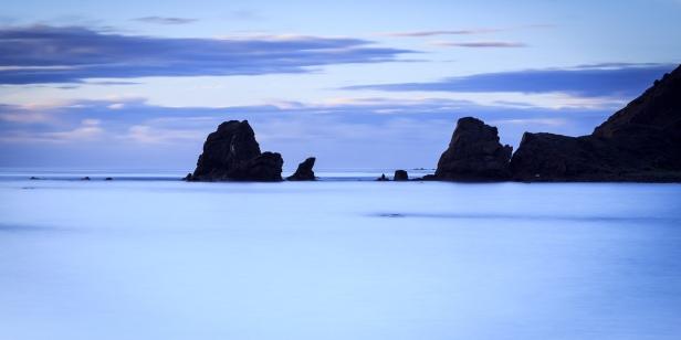 Amanecer en Cabo de Gata, otoño 2014
