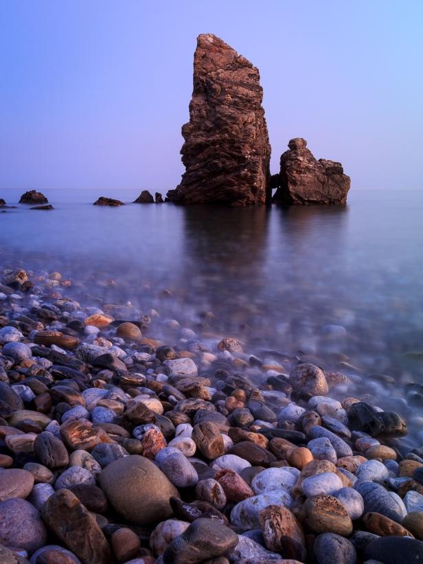 Amanecer de verano, Maro, 2015 (#2)