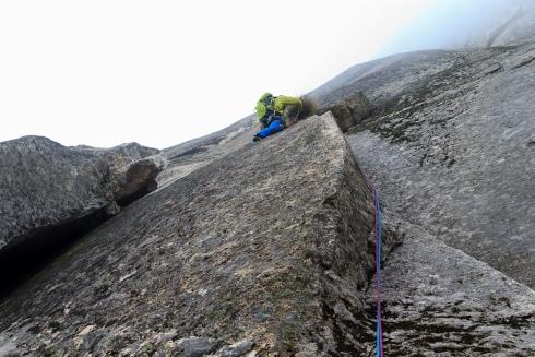 Vía Ezequiel, Pico de la Miel, 2015 (2)